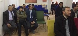 Hakkari'de 'bağımlılıkla mücadele' semineri