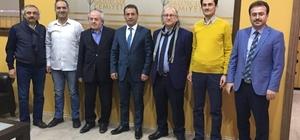 TYB Erzurum Şubesi'nden EGC'ye ziyaret