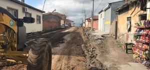Kapaklı-Mecidiye yolu asfalta hazırlanıyor