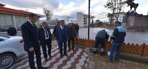 Yunusemre'de 4 yılda onlarca proje tamamlandı