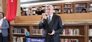 """Başkan Karaosmanoğlu, """"Şehit Özalkan'ın vasiyeti boynumuzun borcudur"""""""