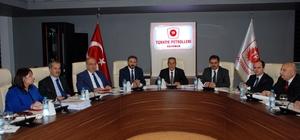 2017 yılı 4. dönem ilk koordinasyon toplantısı yapıldı