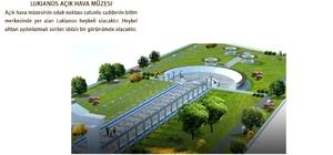 Altınşehir'de açık hava müzesi inşaatına başladı