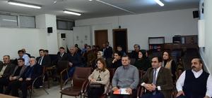 Yeni yönetim kurulu ilk toplantısını yaptı