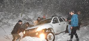 Samsun'da kış