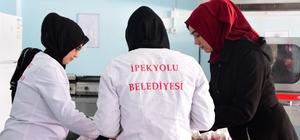 İpekyolu Belediyesinden aşçılık kursu