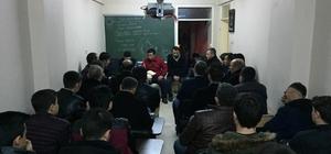 Salihli Ülkü Ocakları Afrin operasyonu için dua etti
