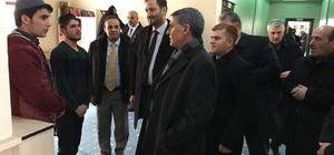 Kaymakam Özkan'dan Kur'an kursu ziyareti