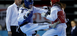 Tekvando: İsmet Iraz Büyükler Türkiye Şampiyonası
