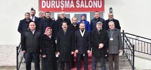 """Başkan Doğan, """"Vatan hainliği cezasız kalmaz"""""""
