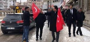 Aydemir: 'Dadaşlar milli hassasiyetin sembolüdür'