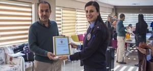 Emniyet personeline Arapça eğitimi