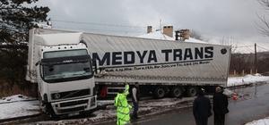 Ahlat'ta trafik kazası