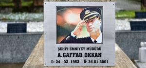 Gaffar Okkan'ın şehit edilişinin 17. yılı