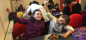 Maltepeli çocuklara yarıyıl tatilinde uygulamalı eğitim