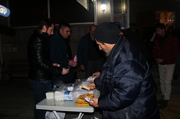 MHP Gölbaşı İlçe Teşkilatından şehitler için mevlid