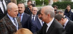 """Başkan Akgün: """"EMITT, Türkiye ve Büyükçekmece için çok önemli"""""""