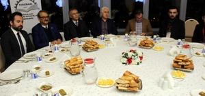 HAGİAD mühendis adayları ile bir araya geldi