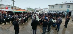 Şehit Ali Taştepe için mevlit okutuldu
