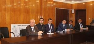 Başkan Karayol 2017 yılı değerlendirme toplantısı yaptı
