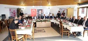 Darıca'da yerel buluşmalar toplantısı yapıldı