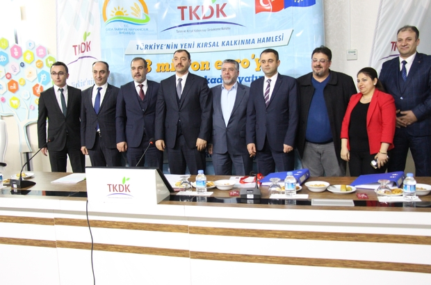 Elazığ'a kerevit ve su ürünleri işleme tesisi yatırımı