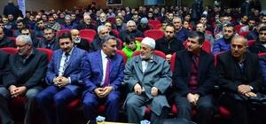 Develi'de Hacı Hasan Efendi'yi Anma Gecesi düzenlendi