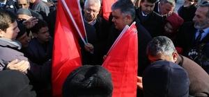 Ereğli Belediyesi Afrin için mevlit okuttu