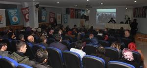 AK Parti Ocak ayı İlçe Danışma Meclisi Toplantısı yapıldı
