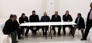 Başkan Karayol vatandaşlarla buluşmaya devam ediyor