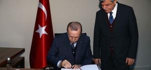 Karaosmanoğlu, İzmit Metro Projesi için Cumhurbaşkanından destek istedi