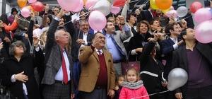 Dünya Kanser Günü'nde hastalara moral ziyareti