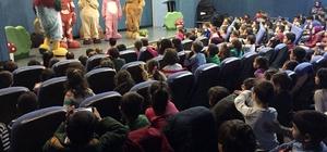 Yarı yıl Etkinliklerinde 16 bin öğrenci Ümraniye Belediyesi'nin misafiri oldu