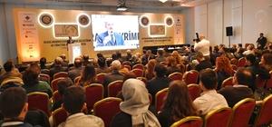 Başkan Tuna, Uluslararası Gayrimenkul Geliştirme ve Yönetimi Konferansı'na katıldı