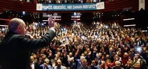 Selçuklu Kongre Merkezi Konya'ya değer katıyor