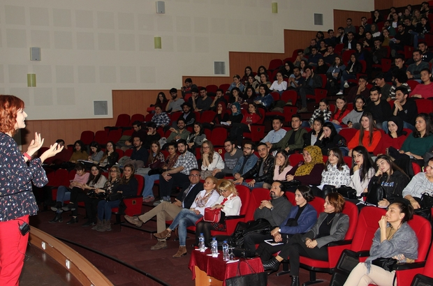 MEÜ'de 'Bilinçli Farkındalık ve Erteleme' konferansı