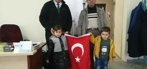 """Beyşehir'de """"Türk Bayrağı"""" temalı fotoğraf yarışması sonuçlandı"""