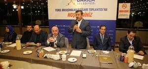 Başkan Karabacak STK Temsilcileri ile bir araya geldi