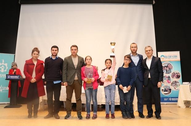 Bilgievleri'nin  şampiyonu Ertuğrul Gazi Bilgievi oldu