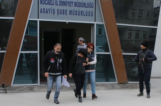 Kocaeli'de babaanneden toruna hırsızlık iddiası