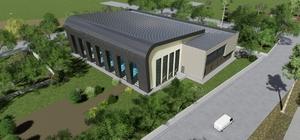 Kandıra'ya yarı olimpik yüzme havuzu yapılıyor