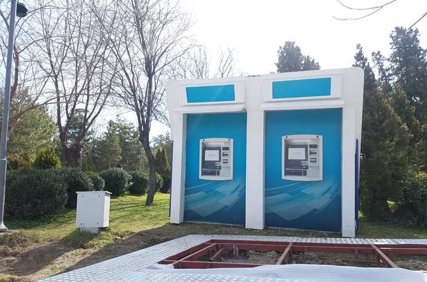 Şehitlik Parkı'na ATM tepkisi