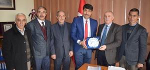 Hizmet-İş yılın ilk sözleşmesini Yeşilhisar Belediyesi ile imzaladı