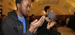 KYK öğrencilerinden Afrin için Hatm-ı Şerif duası