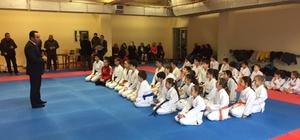 Bozüyüklü karateciler il seçmelerine katıldı