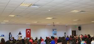 'Eğer İstersen' projesi Sarız'da başladı
