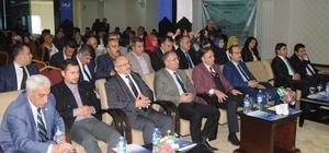 DİKA Şırnak'ta '11. Kalkınma Planı' toplantısını yaptı