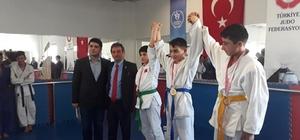 Judoda il birinciliği heyecanı