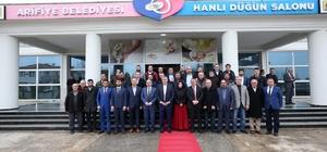 Başkan Toçoğlu Arifiye teşkilatıyla biraya geldi