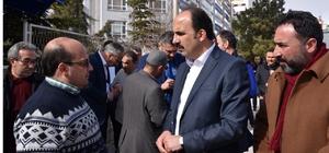 """Başkan Altay: """"Selçuklu'da her fikre değer veriyor, her öneriyi dikkate alıyoruz"""""""
